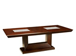 Batavia Dining Table w/ Leaf