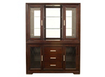Batavia 2-pc. China Cabinet w/ Lighting
