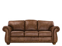 Elba Leather Sofa