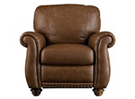 Elba Leather Recliner