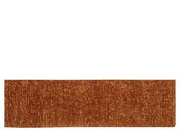 "Fantasia 2'3"" x 8' Rust Runner Rug"