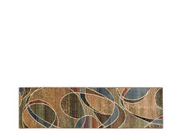 "Expressions 2' x 5'9"" Multicolored Runner Rug"