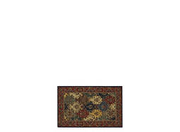 "India House 2'6"" x 4' Multicolored Area Rug"