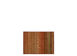 "Radiant Impressions 3'6"" x 5'6"" Multipatterned Area Rug"