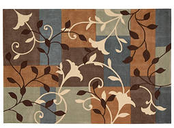 "Contour 8' x 10'6"" Multicolored Area Rug"