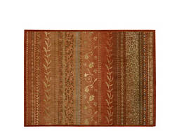 "Radiant Impressions 7'9"" x 10'10"" Multipatterned Area Rug"