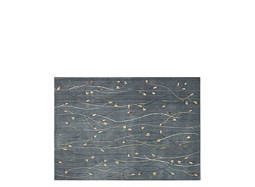 "Cambridge 5'3"" x 7'4"" Slate-Blue Area Rug"
