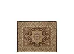 India House 5' x 8' Chocolate Area Rug