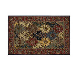 "India House 8' x 10'6"" Multicolored Area Rug"