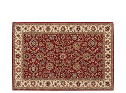 "India House 8' x 10'6"" Brick Area Rug"