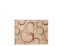 "Somerset 5'6"" x 7'5"" Scroll Area Rug"