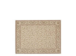 "Somerset 5'6"" x 7'5"" Ivory Botanical Area Rug"