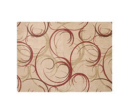 "Somerset 7'9"" x 10'10"" Scroll Area Rug"