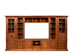 "Sierra 6-pc. Wall Unit w/ 60"" TV Console"
