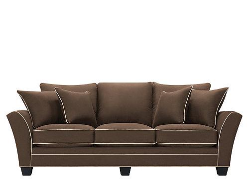 briarwood microfiber sofa