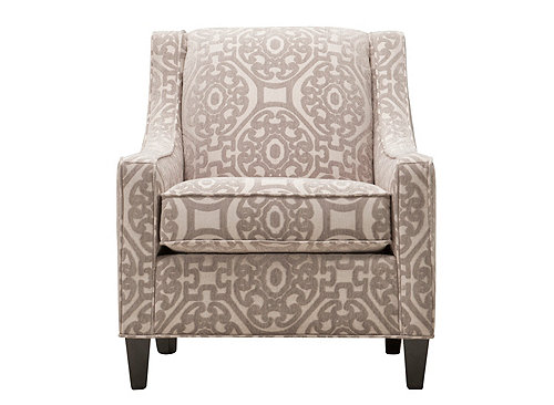 Calista Chenille Accent Chair Chairs Raymour