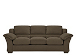 Pomona Microfiber Queen Sleeper Sofa