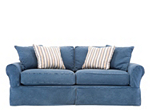 Cindy Crawford Brynn Queen Sleeper Sofa