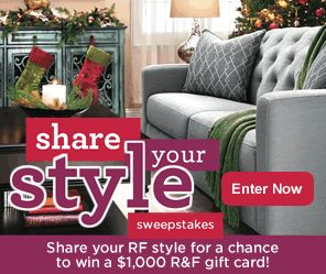 Share Your Style Sweepstakes