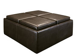 Barrett Flip-Top Storage Ottoman