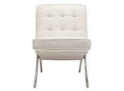 Dax Armless Accent Chair