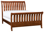 Anderson Full Sleigh Bed