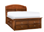 Anderson Full Storage Bed