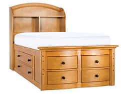 Anderson Twin Storage Bed