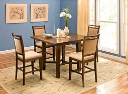 Ballard 5-pc. Counter-Height Dining Set