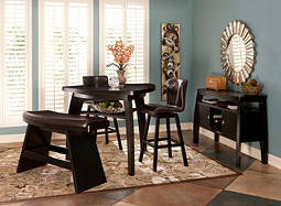 Forrest 4-pc. Bar-Height Dining Set