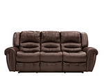 Cole Leather Power Reclining Sofa Sofas Raymour And