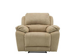 Cindy Crawford Mackenzie Microfiber Power Recliner