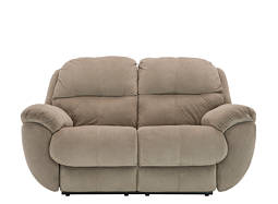 kathy ireland Home Quinn Reclining Loveseat