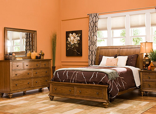 ... Bedroom Set w/ Storage Bed | Bedroom Sets | Raymour and Flanigan
