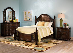 Florence 4-pc. Queen Bedroom Set