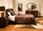 Caspian 4-pc. King Platform-Look Bedroom Set