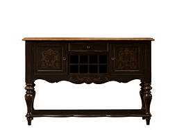 Burlington Sideboard w/ Wine Storage