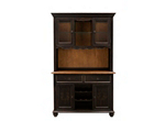 Burlington 2-pc. China Cabinet w/ Lighting and Wine Storage