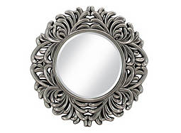 Scroll Round Wall Mirror