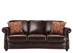 Alexander Leather Sofa