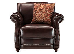 Alexander Leather Chair