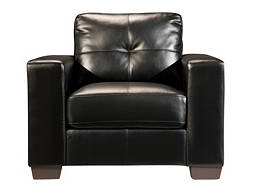 Gateway Bonded-Leather Chair