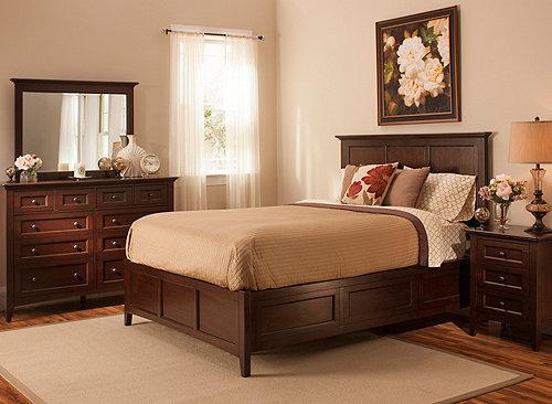 ... Platform Bedroom Set  Bedroom Sets  Raymour and Flanigan Furniture