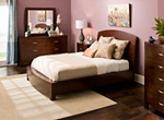 Easton 4-pc. Queen Platform-Look Bedroom Set