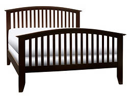 Filmore Queen Slat Bed