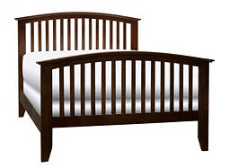 Filmore Full Slat Bed