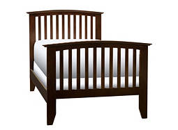 Filmore Twin Slat Bed