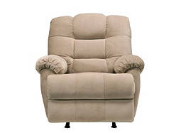 Tyson Microfiber Power Rocker Recliner
