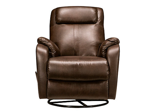 baxter leather swivel rocker recliner recliners raymour and
