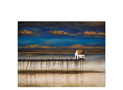 Coast Canvas Wall Art